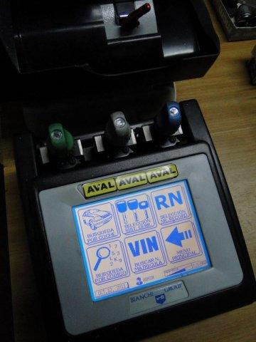 Máquina codificadora